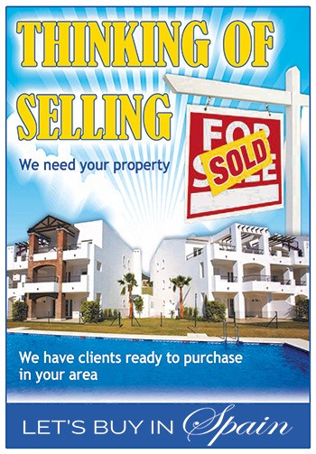 Sell a property in Spain